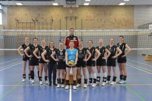 1. Damen Volleyball 201/14