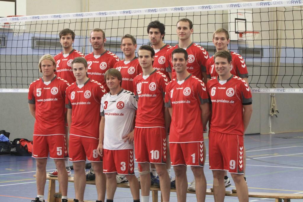1. Herren Volleyball 2011/12
