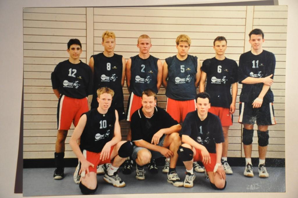 Erfolgreichste Jugendmannschft 1998
