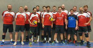 Volleyball-Verbandsliga Herren - Saison 2019 / 2020